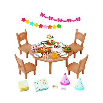 Sylvanian Families 2932 Party Set (without Figures)