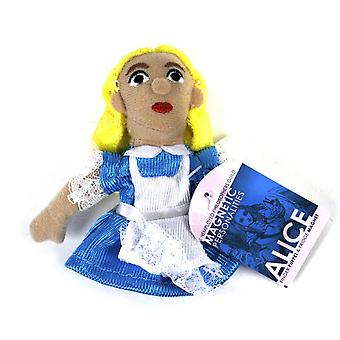 Finger Puppet - UPG - Alice Soft Doll Toys Gifts Licensed New 2242