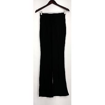 xhilaration Lounge Pants Lightweight Knit Pull On Black Womens