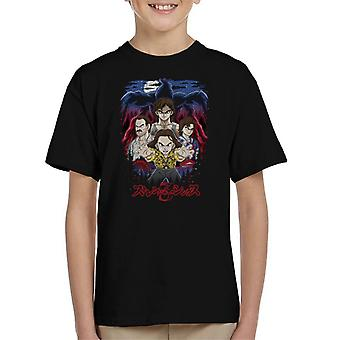 Stranger Things Shonen Kid ' s T-shirt
