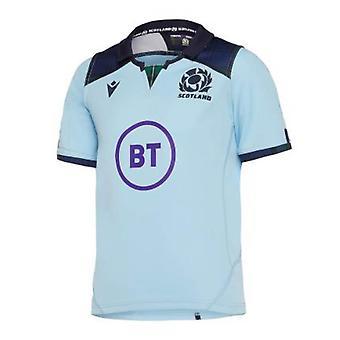 2019-2020 Ecosse Alternate Replica Rugby Shirt (Enfants)