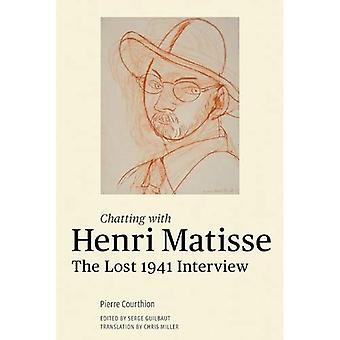 Chatting with Henri Matisse