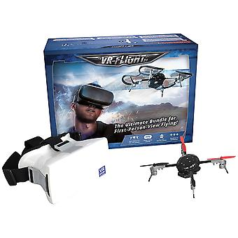 Drone mikro + ZEISS VR jeden iP6 / 6s Taca