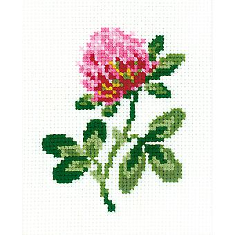 Clover Counted Cross Stitch Kit-5