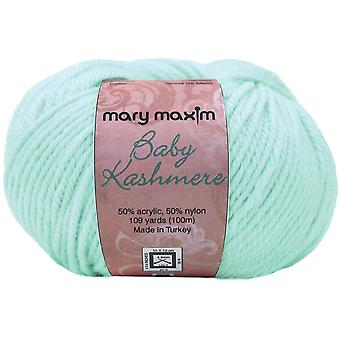 Baby Kashmere Yarn Hint Of Mint 354 6