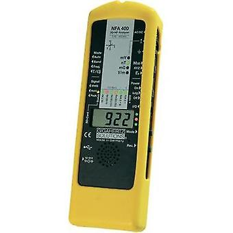 Gigahertz Solutions NFA 400 Low frequency (NF)-Analyser, Electric smog meter, 5 Hz -400 kHz