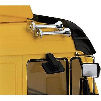 Carson Modellsport 13513 1:14 Truck air horns and mirrors 1 pack