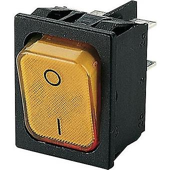 Toggle switch 250 Vac 20 A 2 x Off/On Marquardt 18