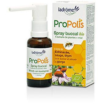 Ladrome Propoli Oral Spray Bio
