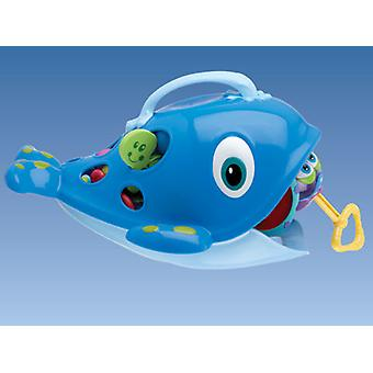 Nûby Collect Whale Bath Toy (Toys , Preschool , Babies , Bathing Toys)