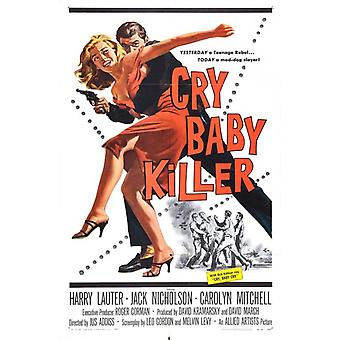 Il Cry Baby Killer Movie Poster (11x17)