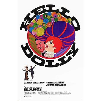 Hello Dolly Movie Poster (11 x 17)