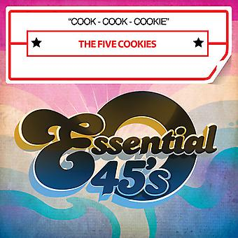 Five Cookies - Cook - Cook - Cookie USA import