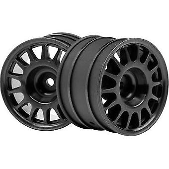 Spare part HPI Racing H107970 Off-road rim (48 x 3 mm, black)