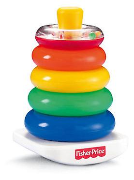 Fisher-Price Rainbow Pyramid (Toys , Preschool , Babies , Stackable Toys)