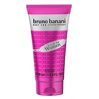 Bruno Banani Made For Woman Shower Gel 150 ml (Woman , Perfume , Gels and Lotions)