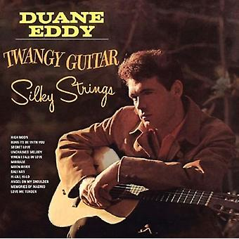 Twangy Guitar Silky Strings by Duane Eddy