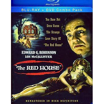 Røde hus [BLU-RAY] USA importerer