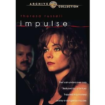 Impulse importu do USA (1990) [DVD]