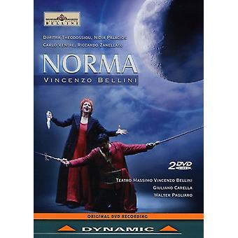V. Bellini - importación de Estados Unidos de la Norma [DVD]
