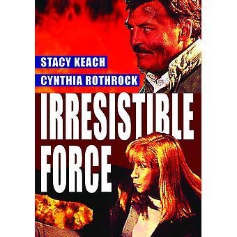 Uimodståelig kraft [DVD] USA importerer