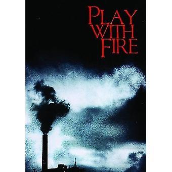 Lege med ild [DVD] USA import