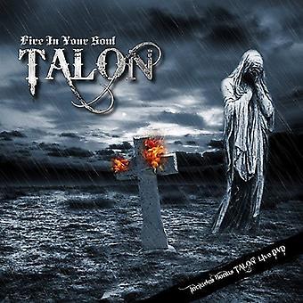 Talon - ild i din sjæl [CD] USA importerer