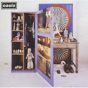 Oasis - Stop ure [CD] USA importen