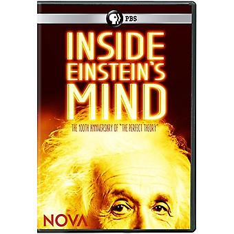 Nova: Inside Einstein's Mind [DVD] USA import