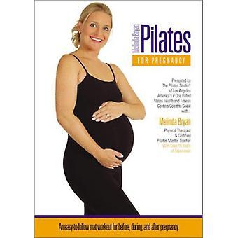 Pilates for graviditet [DVD] USA importerer