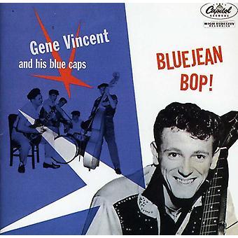 Gene Vincent - Blue Jean Bop [CD] USA import
