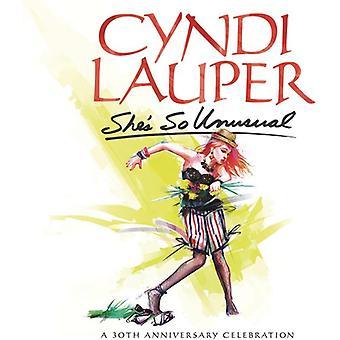Cyndi Lauper - She's So Unusual: A 30th Anniversary Celebration [CD] USA import