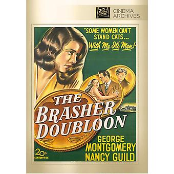 Brasher Doubloon [DVD] USA import