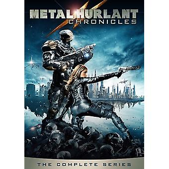 Métal Hurlant Chronicles : The Complete Series [DVD] USA import
