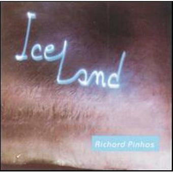 Richard Pinhas - Iceland [CD] USA import