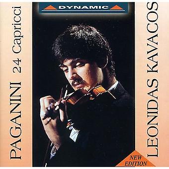 N. Paganini - Paganini: 24 Capricci [CD] USA importar