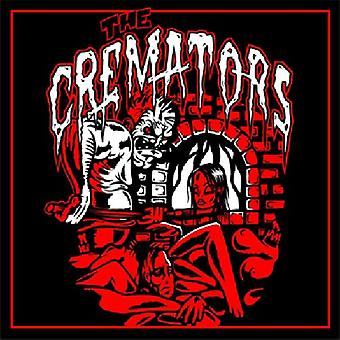 Cremators - Cremators EP [CD] USA importerer