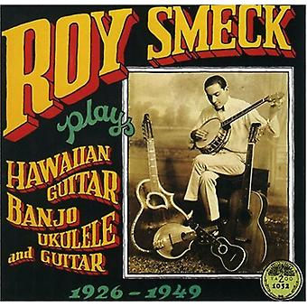Roy Smeck - spiller Hawaian Guitar Banjo Uku [CD] USA import