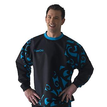 KOOGA tour vortex warm up top [black/blue]