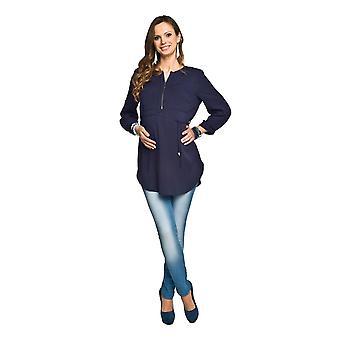 Slim barsel Jeans - lyseblå