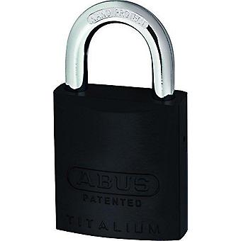 ABUS Without Aluminum Cylinder lock 40MM Black 83Al / 40