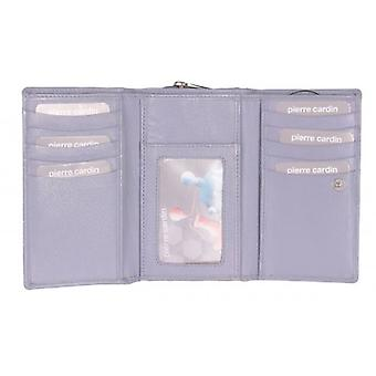 Pierre Cardin Credit Card Coin Purse - Serenity Lilac