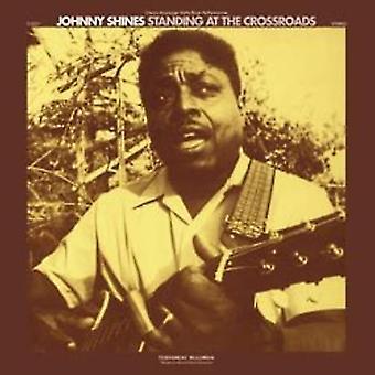 Johnny skinner - stående på Crossroads [Vinyl] USA importen