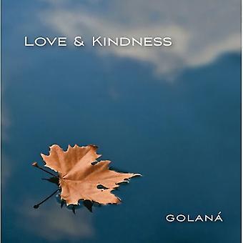 Golana - kærlighed & venlighed [CD] USA import