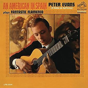 Peter Evans - An American in Spain [CD] USA import