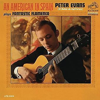 Peter Evans - en amerikansk i Spanien [CD] USA import