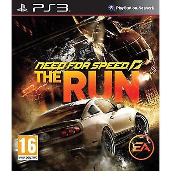 Har brug for Speed: The Run (PS3) (brugt)
