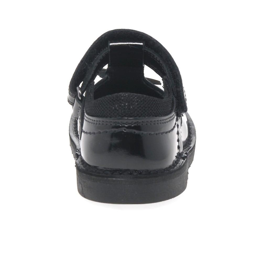 Adlar kickers adlar t girls infant school shoes