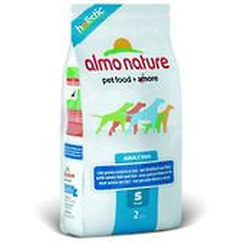 Almo nature Holistic Small Adult Fish (Dogs , Dog Food , Dry Food)