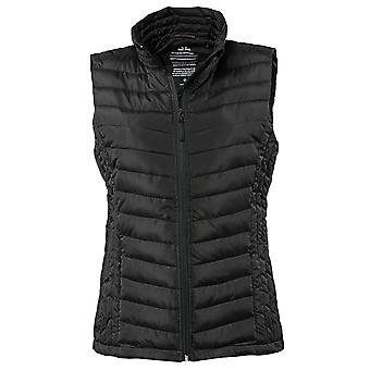 Tee Jays Womens/Ladies Padded Zepelin Vest Jacket / Gilet